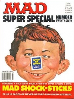 MAD Super Special #27 • USA • 1st Edition - New York