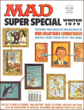 MAD Super Special #29 • USA • 1st Edition - New York