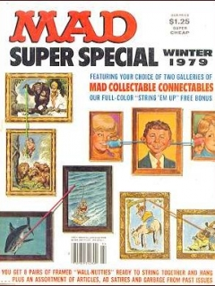 Go to MAD Super Special #29 • USA • 1st Edition - New York