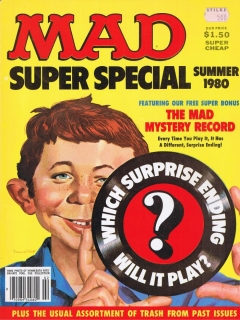 MAD Super Special #31 • USA • 1st Edition - New York