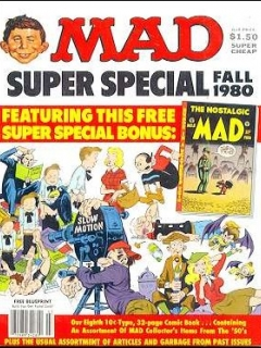 Go to MAD Super Special #32 • USA • 1st Edition - New York