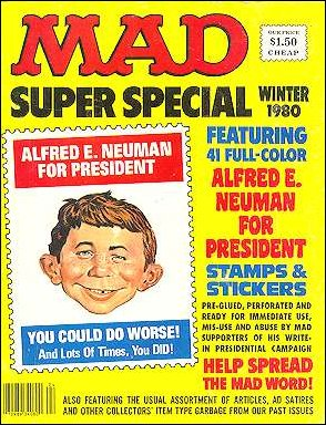 MAD Super Special #33 • USA • 1st Edition - New York