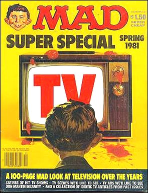 MAD Super Special #34 • USA • 1st Edition - New York