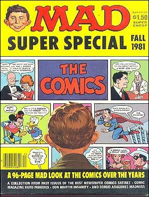MAD Super Special #36 • USA • 1st Edition - New York