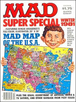 MAD Super Special #37 • USA • 1st Edition - New York