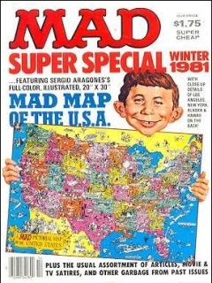 Go to MAD Super Special #37 • USA • 1st Edition - New York