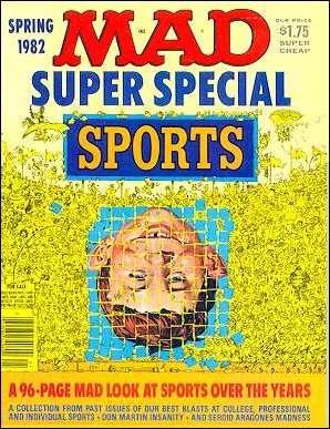 MAD Super Special #38 • USA • 1st Edition - New York