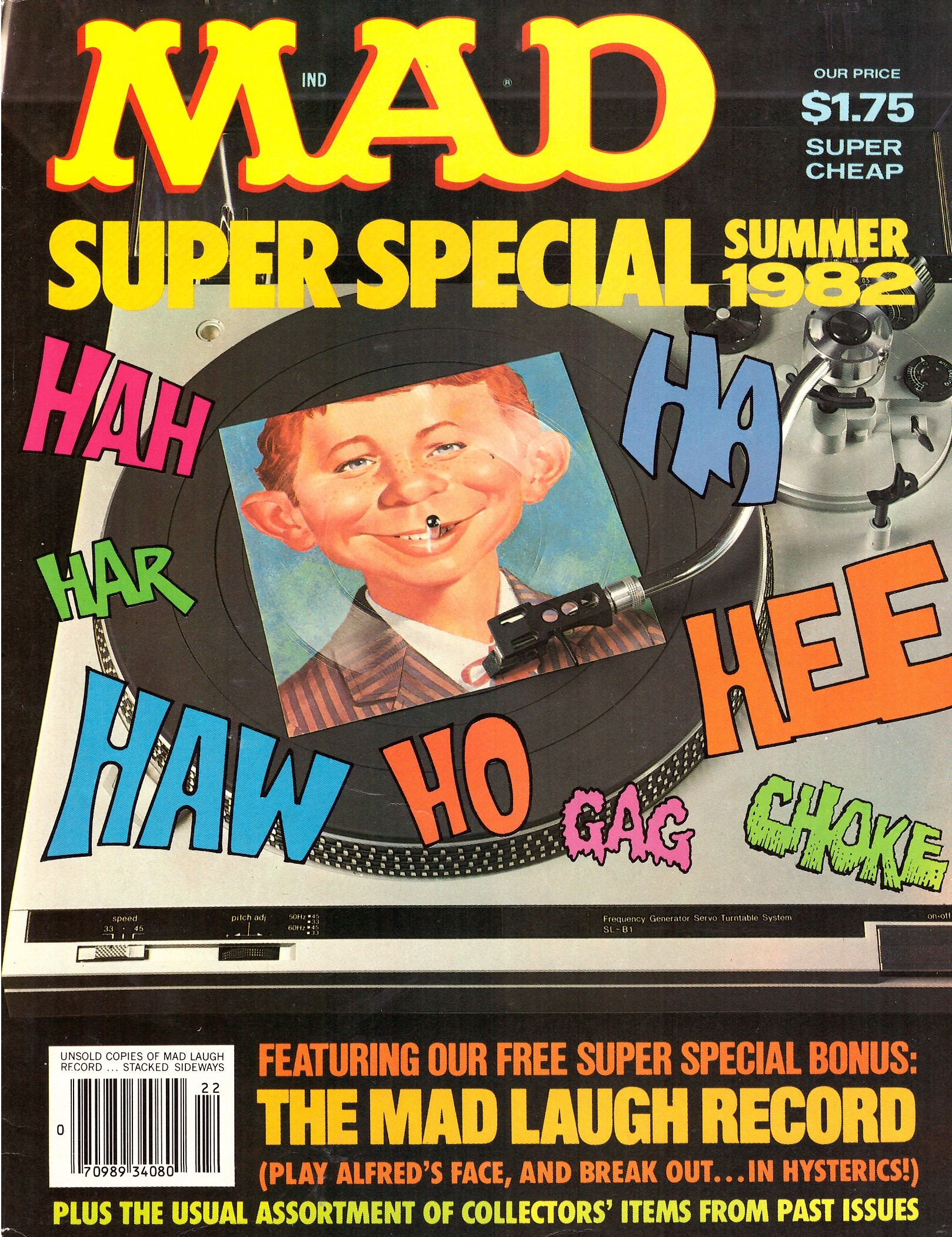 MAD Super Special • USA • 1st Edition - New York