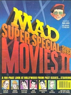 Go to MAD Super Special #46 • USA • 1st Edition - New York