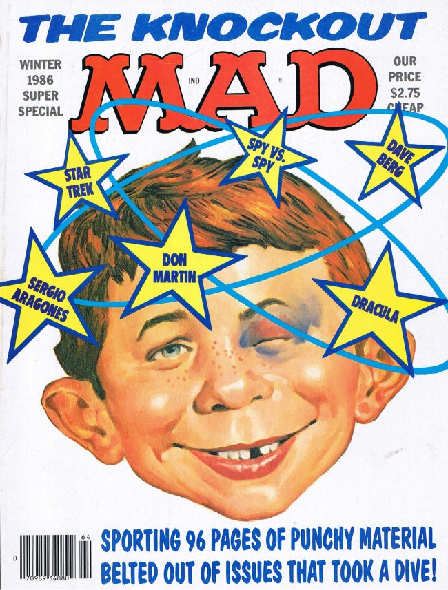 MAD Super Special #57 • USA • 1st Edition - New York