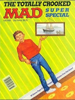 Go to MAD Super Special #60 • USA • 1st Edition - New York