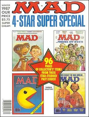 MAD Super Special #61 • USA • 1st Edition - New York