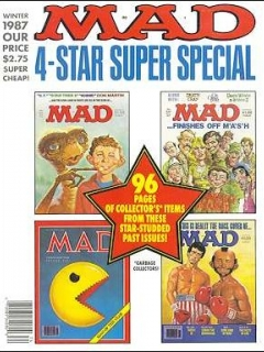 Go to MAD Super Special #61 • USA • 1st Edition - New York