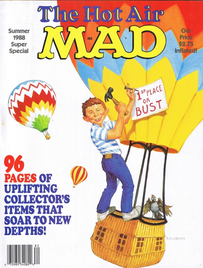 MAD Super Special #63 • USA • 1st Edition - New York