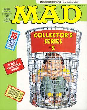 MAD Super Special #79 • USA • 1st Edition - New York