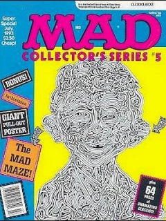 Go to MAD Super Special #88 • USA • 1st Edition - New York
