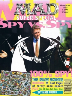 Go to MAD Super Special #108 • USA • 1st Edition - New York
