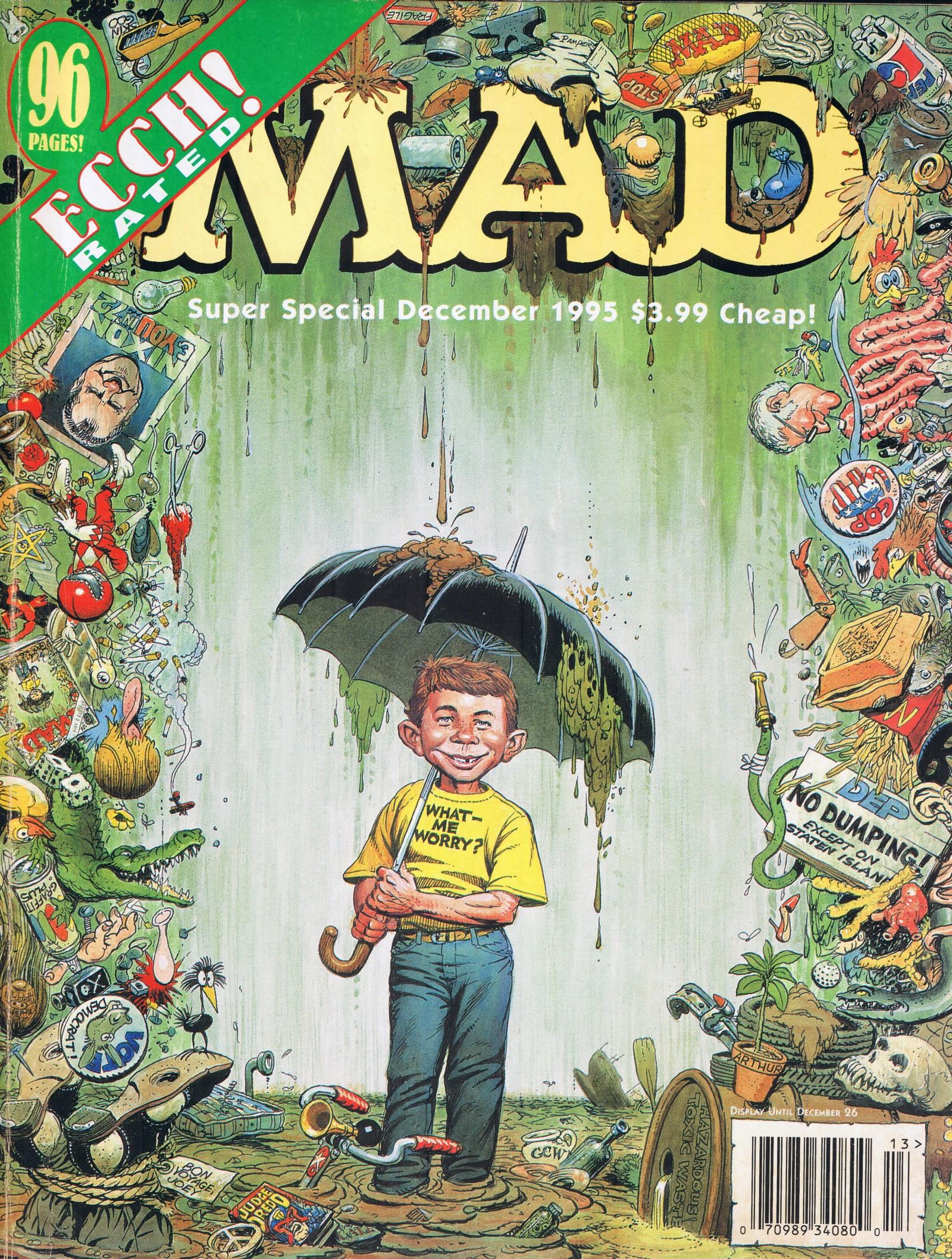 MAD Super Special #109 • USA • 1st Edition - New York