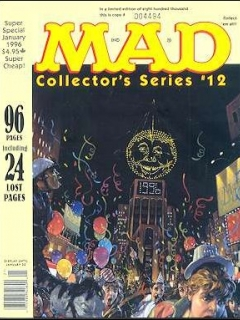 Go to MAD Super Special #110 • USA • 1st Edition - New York