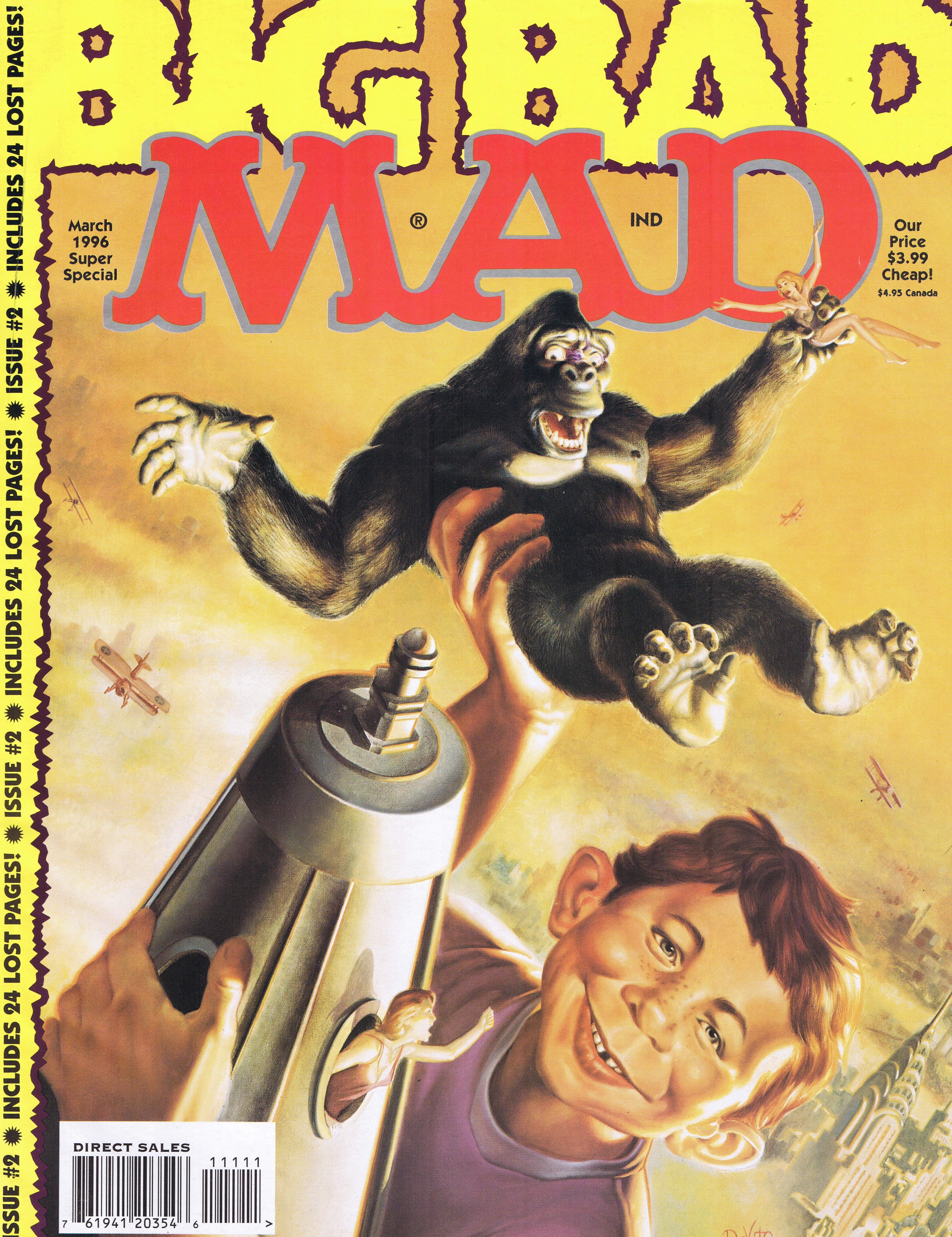 MAD Super Special #111 • USA • 1st Edition - New York