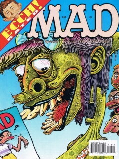 Go to MAD Super Special #113 • USA • 1st Edition - New York