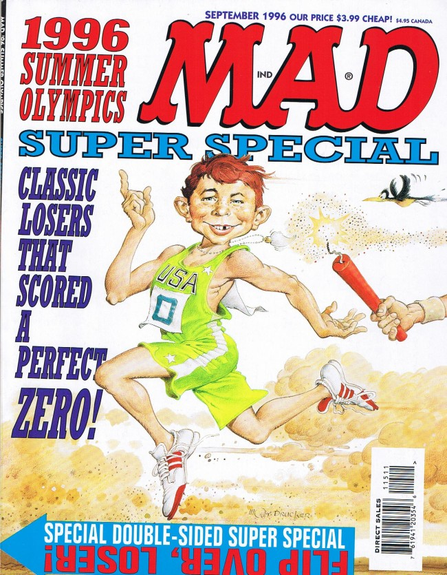 MAD Super Special #115 • USA • 1st Edition - New York