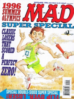 Go to MAD Super Special #115 • USA • 1st Edition - New York