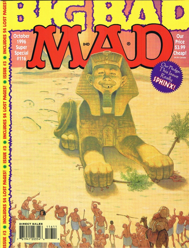 MAD Super Special #116 • USA • 1st Edition - New York