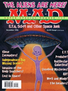 Go to MAD Super Special #117 • USA • 1st Edition - New York