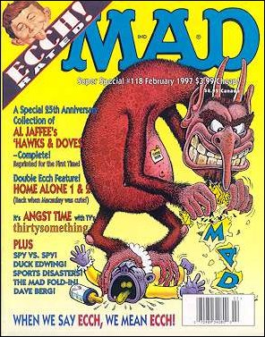 MAD Super Special #118 • USA • 1st Edition - New York