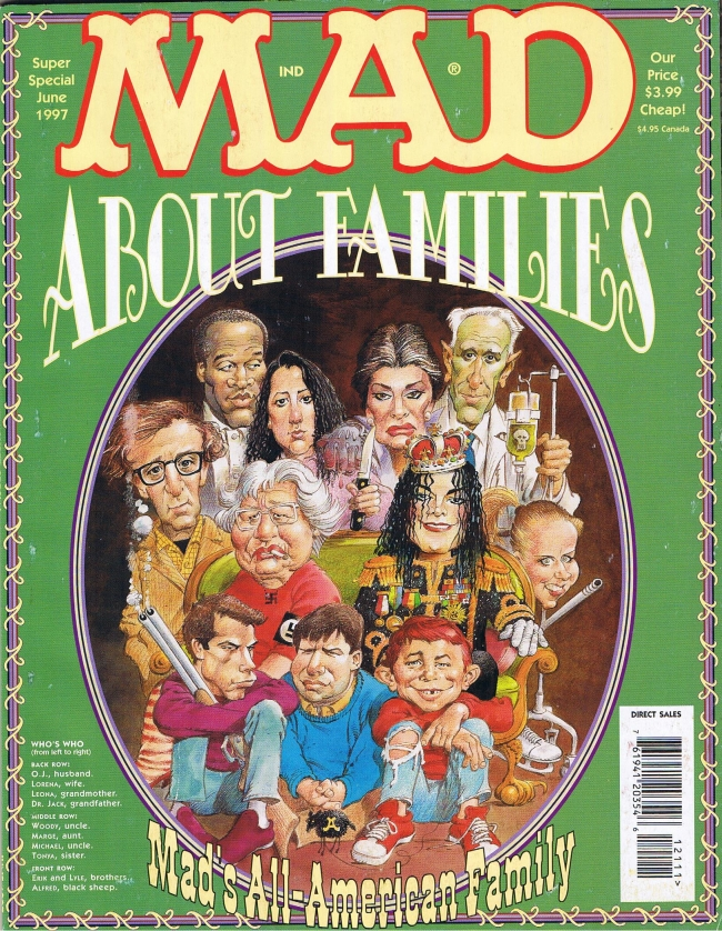 MAD Super Special #121 • USA • 1st Edition - New York