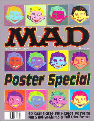 MAD Super Special #123 • USA • 1st Edition - New York
