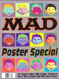 Go to MAD Super Special #123 • USA • 1st Edition - New York