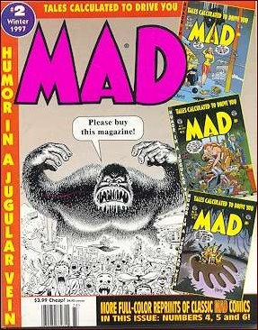 Tales calculated to drive you MAD #2 • USA • 1st Edition - New York