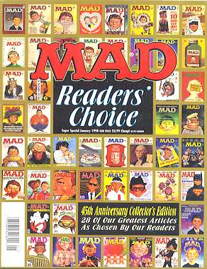 MAD Super Special #126 • USA • 1st Edition - New York