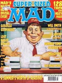 MAD Super Special #129 • USA • 1st Edition - New York