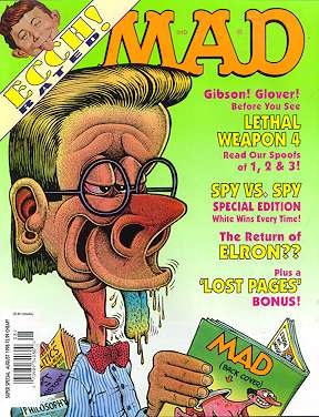 MAD Super Special #130 • USA • 1st Edition - New York