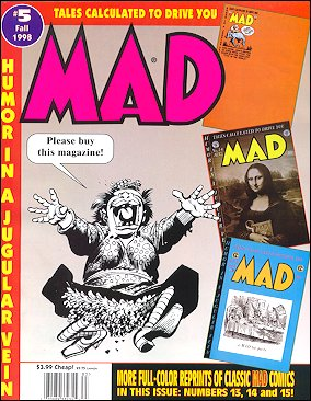 Tales calculated to drive you MAD #5 • USA • 1st Edition - New York