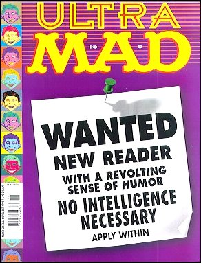 MAD Super Special #132 • USA • 1st Edition - New York