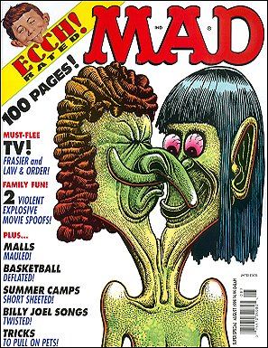 MAD Super Special #139 • USA • 1st Edition - New York