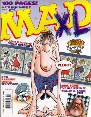 MAD XL #1 • USA • 1st Edition - New York