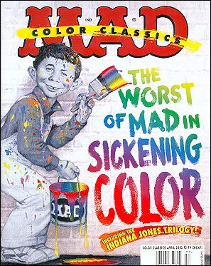MAD Color Classics #1 • USA • 1st Edition - New York