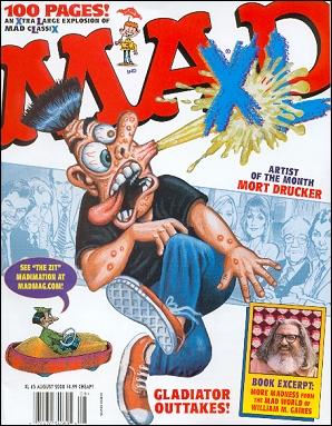 MAD XL #5 • USA • 1st Edition - New York