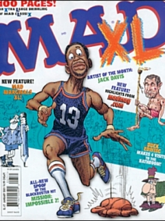 MAD XL #7 • USA • 1st Edition - New York