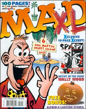 MAD XL #12 • USA • 1st Edition - New York