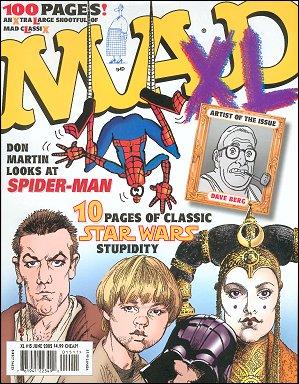 MAD XL #15 • USA • 1st Edition - New York