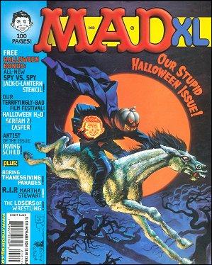 MAD XL #30 • USA • 1st Edition - New York