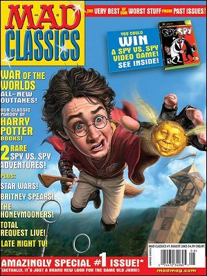 MAD Classics #1 • USA • 1st Edition - New York