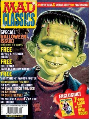 MAD Classics #3 • USA • 1st Edition - New York