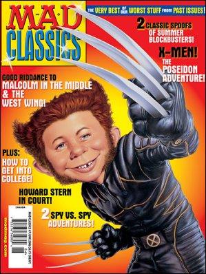 MAD Classics #7 • USA • 1st Edition - New York